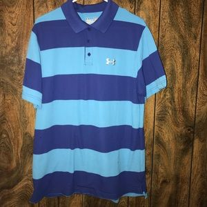 Under Armour Men's Polo Size Large